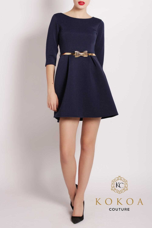 rochie de zi eleganta Madison