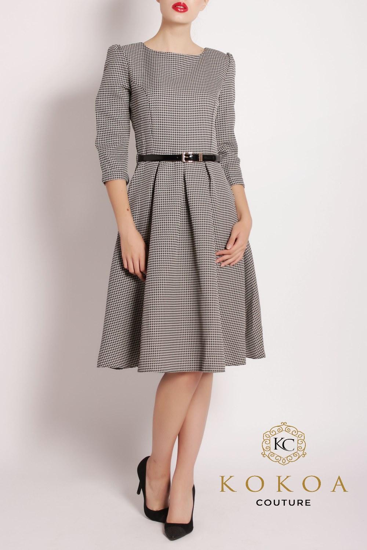 rochie de zi eleganta Olivia