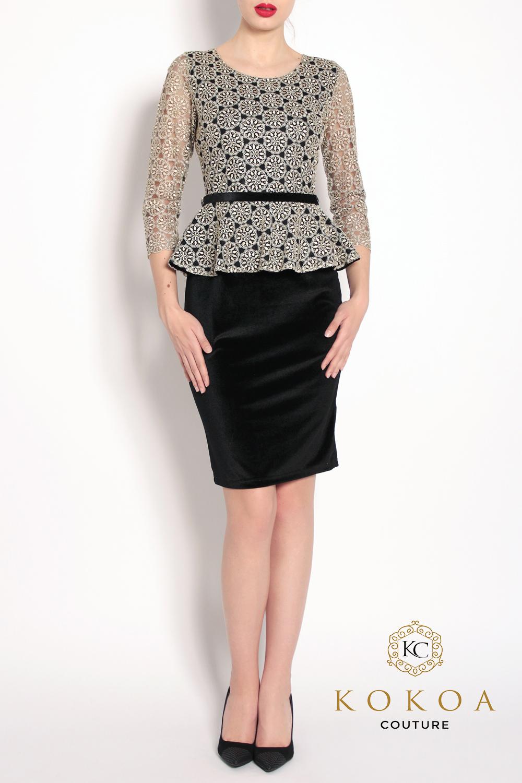 rochie eleganta scurta pentru ocazii