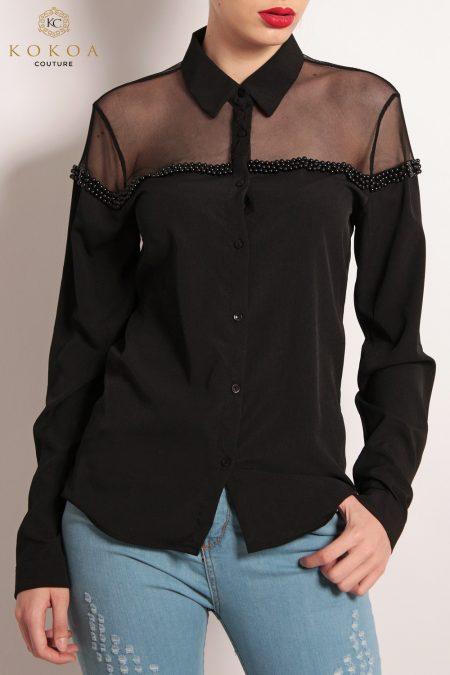 camasi dama en-gros french black