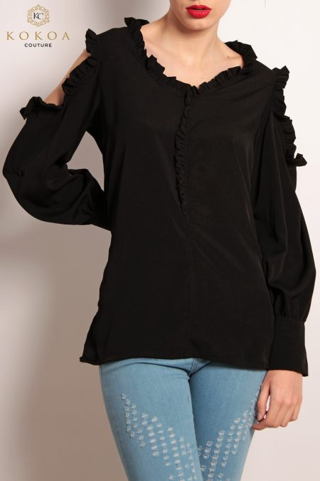 camasi dama en-gros lizi black